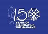 150 years of Celebrating Mahatma